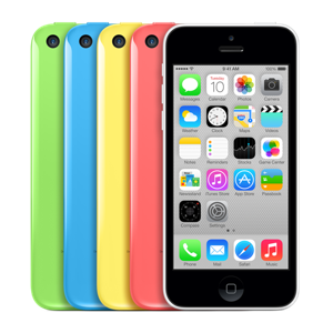 iPhone 5c [Upselling Products Demo]