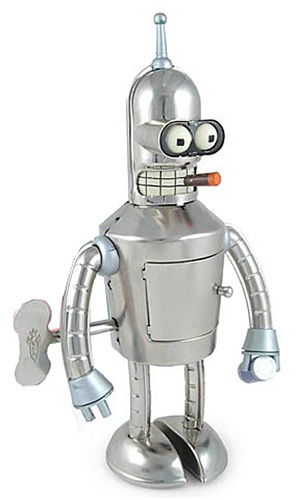 Bare Metal Bender Wind-up