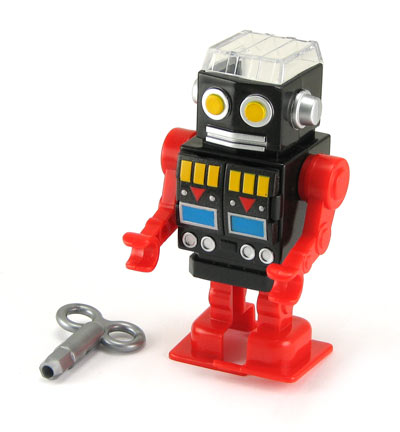 Walking Robot Pencil Sharpener