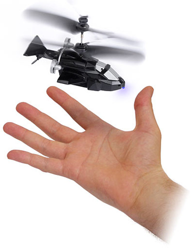 Dark Blade 3-Channel R/C Helicopter