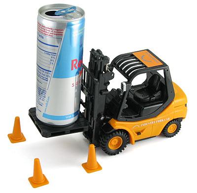 R/C Desktop Forklift