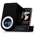 iHome iP41 Rotating Alarm Clock for iPhone or iPod
